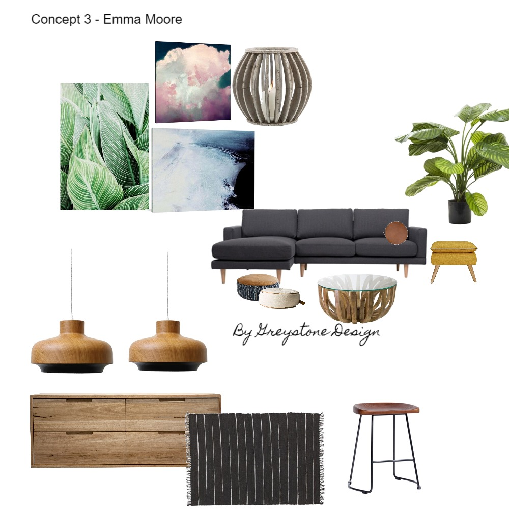 3 Mood Board by Greystonedesign on Style Sourcebook