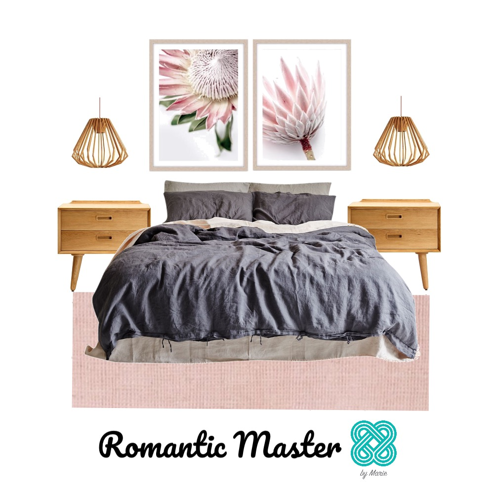 Romantic master Mood Board by Simply Stunning Interiors by Marie on Style Sourcebook