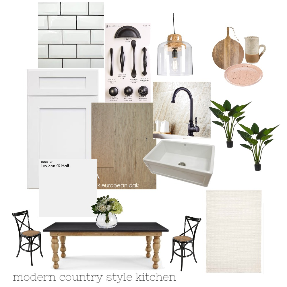 Carol's Kitchen Mood Board by Nardia on Style Sourcebook