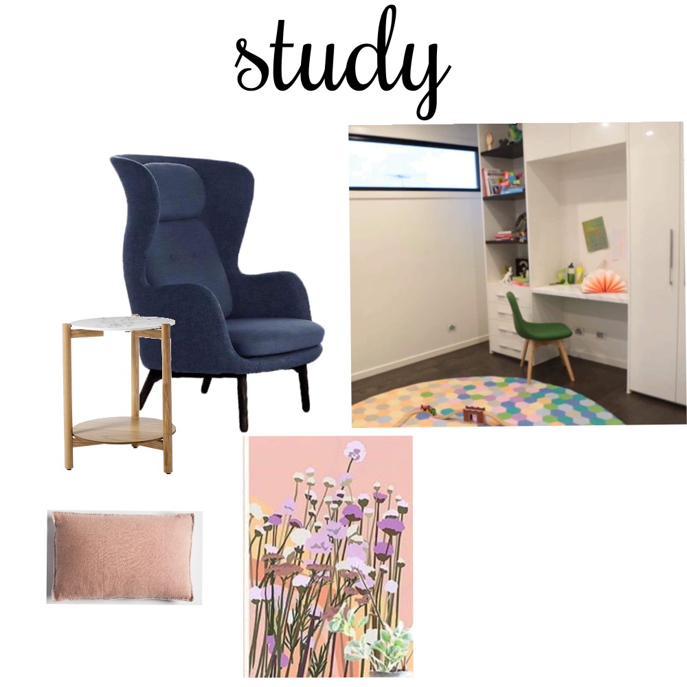 Study Mood Board by Alyseh on Style Sourcebook