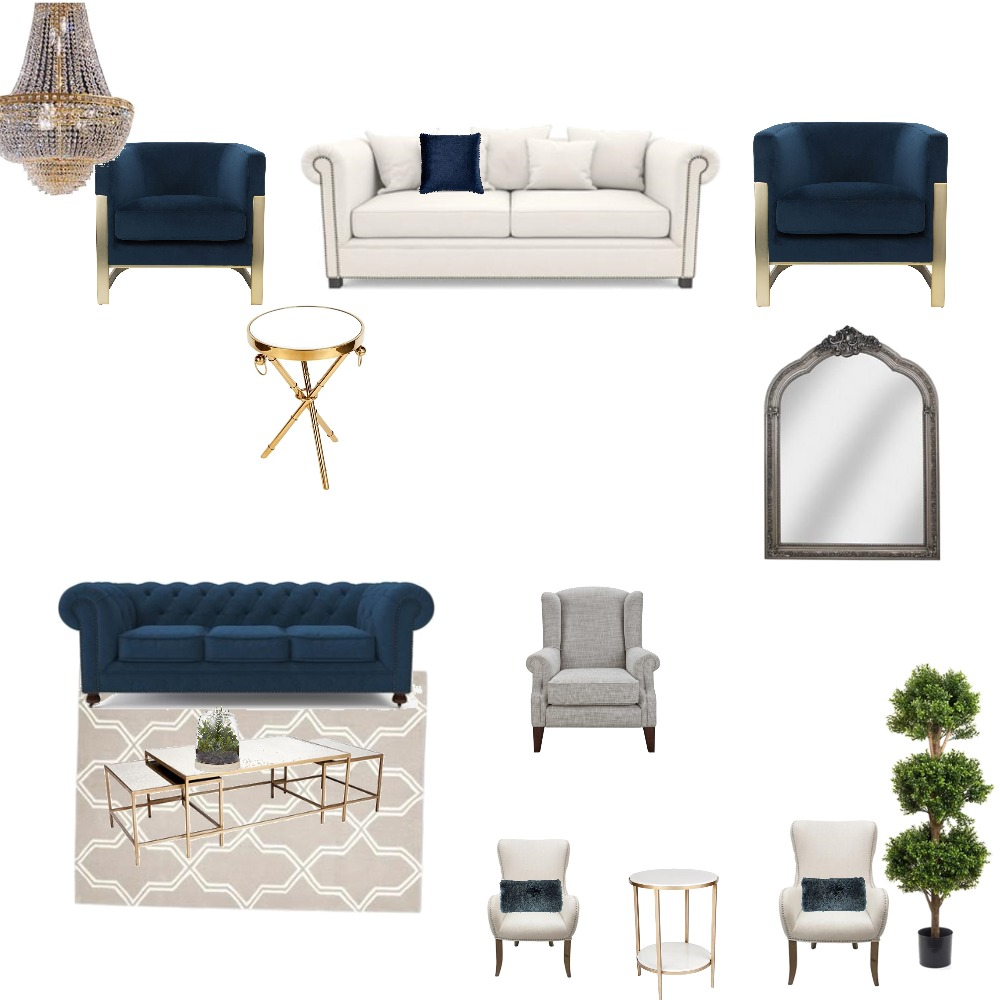 Lounge Mood Board by MandiG on Style Sourcebook