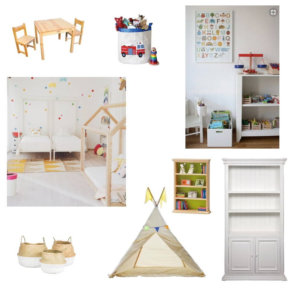 kids room Mood Board by laurakate on Style Sourcebook