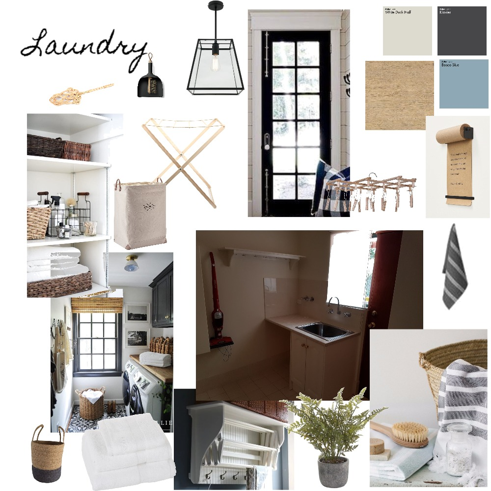 laundry Mood Board by MandiG on Style Sourcebook