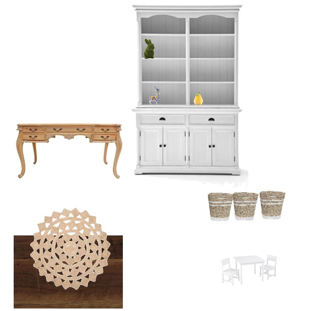 Study Interior Design Mood Board by MandiG on Style Sourcebook