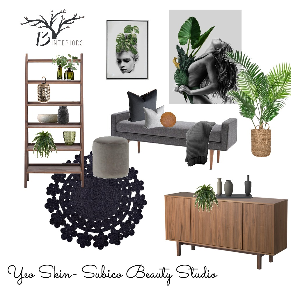 Yeo Skin - Your Eyes Only Mood Board by 13 Interiors on Style Sourcebook