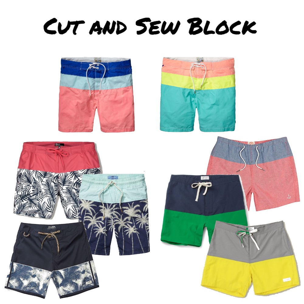 Boardshorts | Cut and Sew Mood Board by snoobabsy on Style Sourcebook
