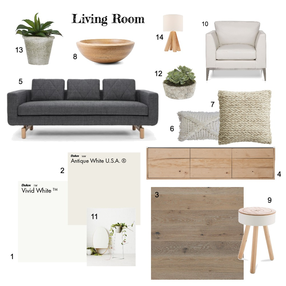 Assignment 9 IDI Mood Board by Cedar & Snø Interiors on Style Sourcebook