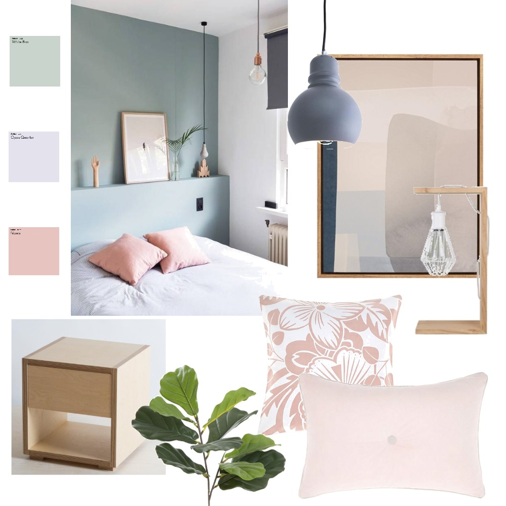 Retreat in Pastel Mood Board by cassandraswan on Style Sourcebook