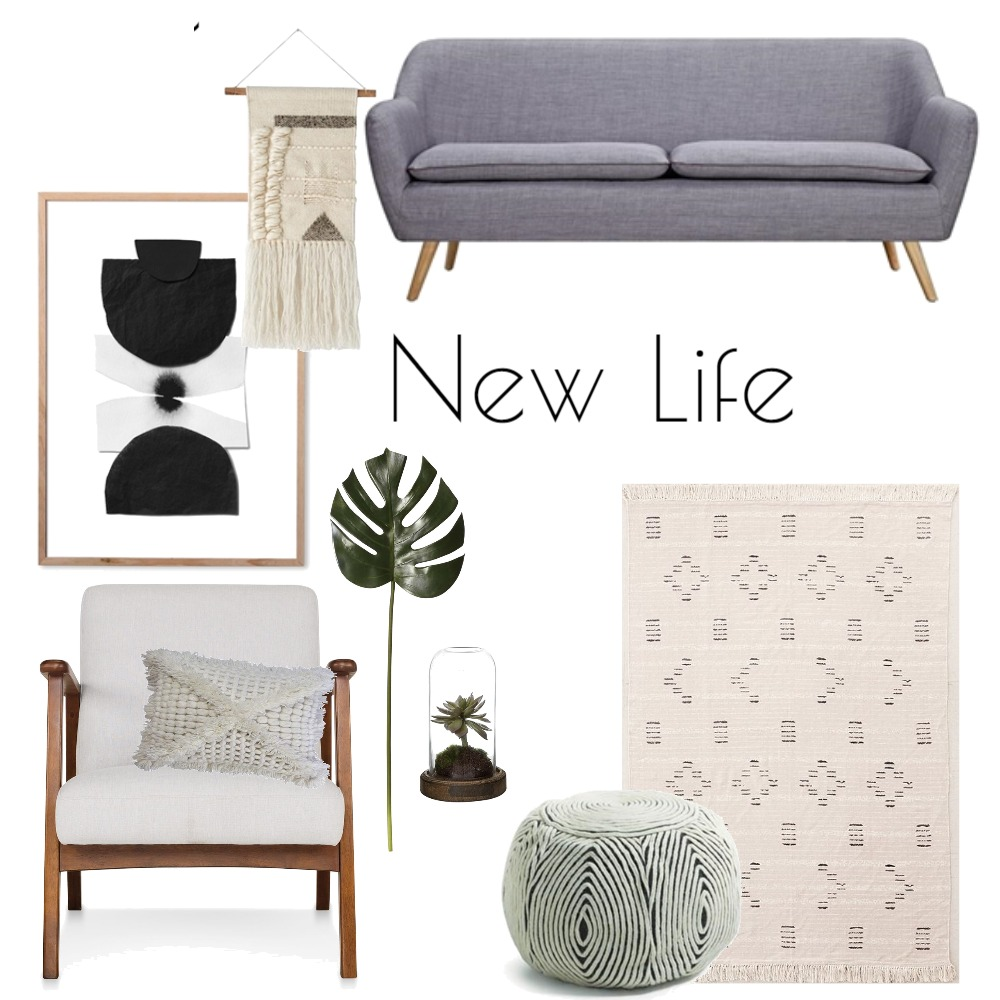 New Life Mood Board by shanipalmai on Style Sourcebook