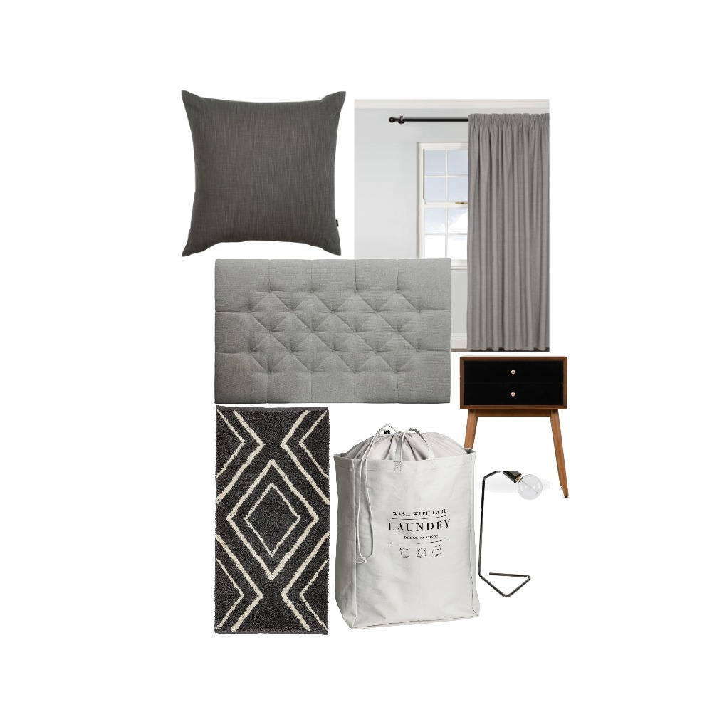 Cool bedroom 2 Mood Board by Lindo on Style Sourcebook