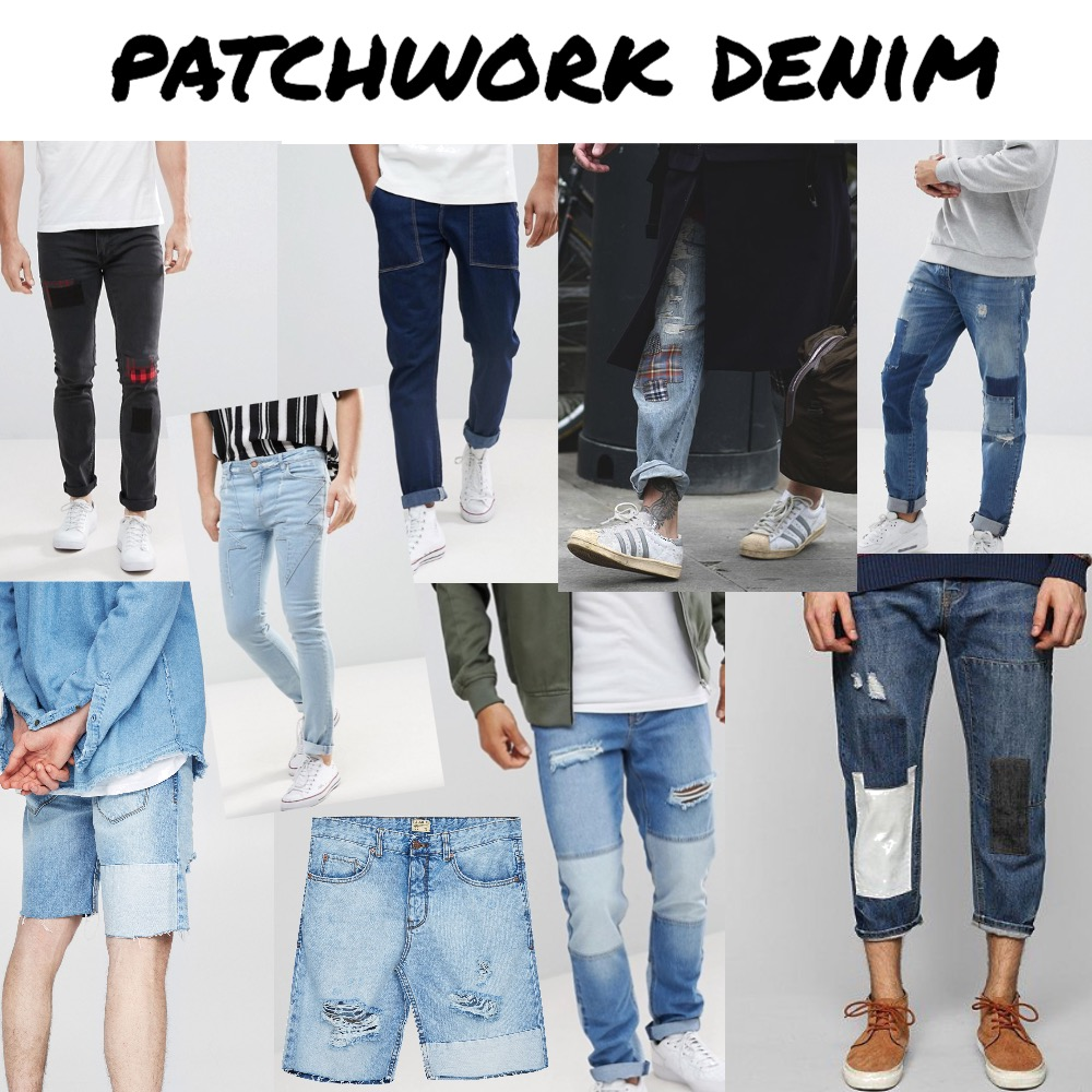 Denim   Patchwork Mood Board by snoobabsy on Style Sourcebook