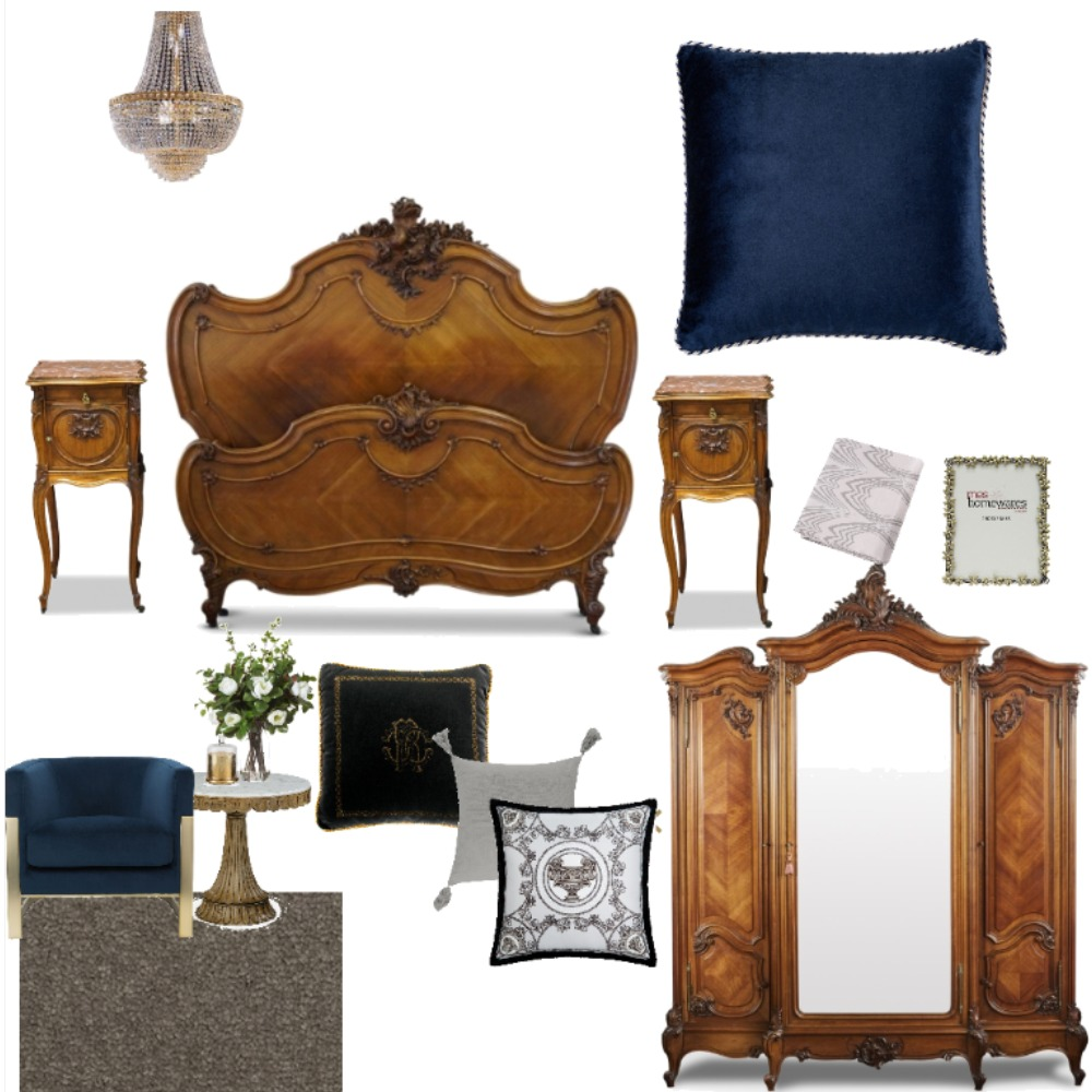 Our Bedroom Mood Board by MandiG on Style Sourcebook