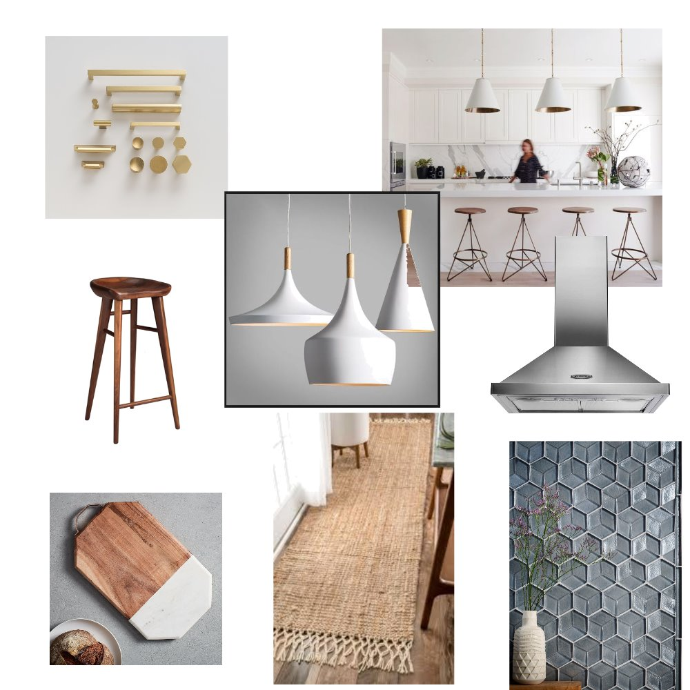 Bright and Airy Family Kitchen Mood Board by marvinrufus on Style Sourcebook