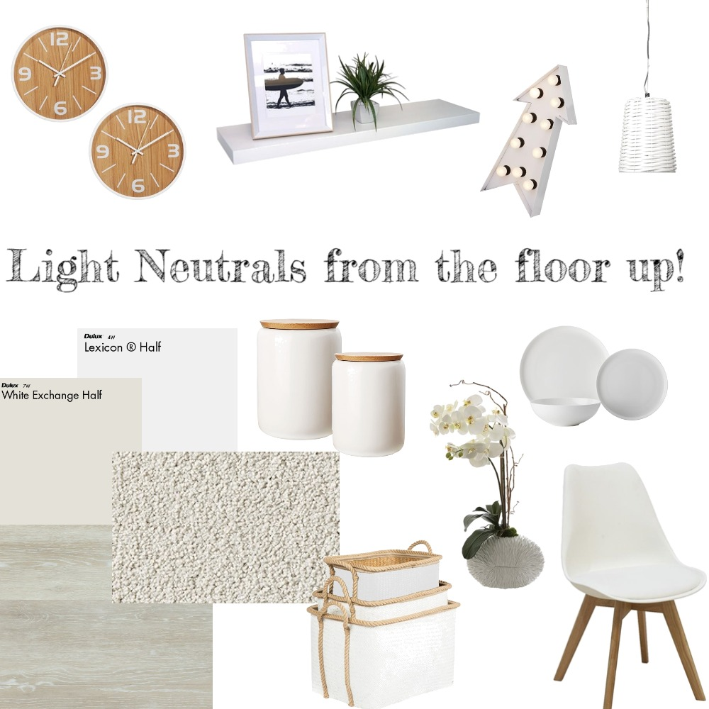 Light Neutral Flooring Mood Board by Choices Flooring on Style Sourcebook