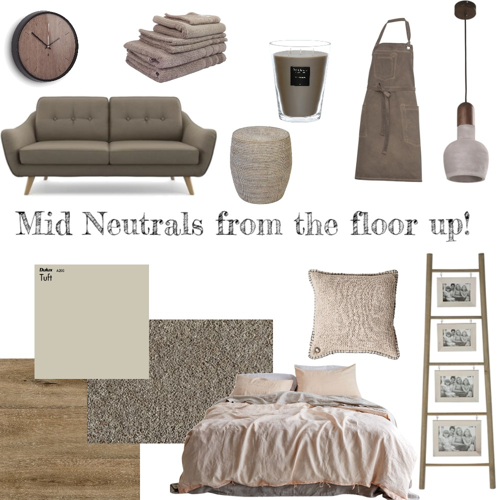 Mid Neutral Flooring Mood Board by Choices Flooring on Style Sourcebook