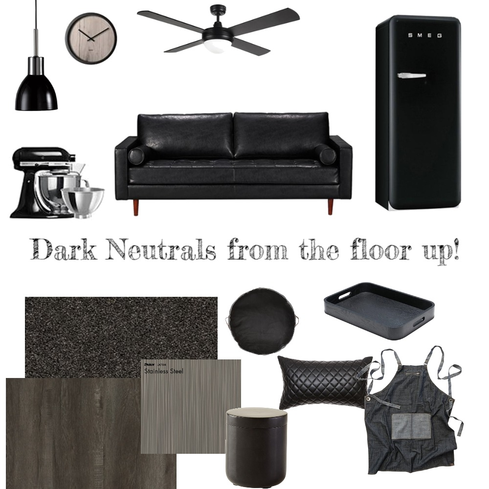 Dark Neutral Flooring Mood Board by Choices Flooring on Style Sourcebook
