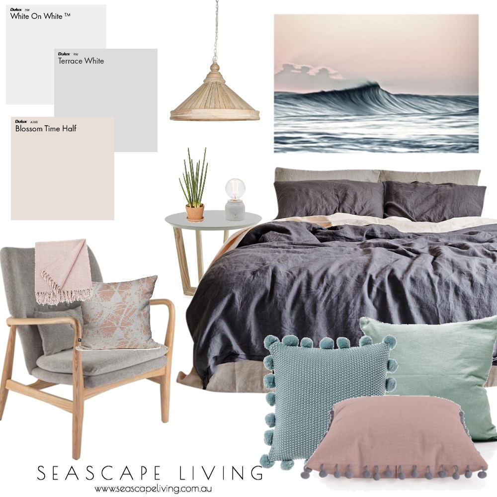 Seascape Series Mood Board by Seascape Living on Style Sourcebook