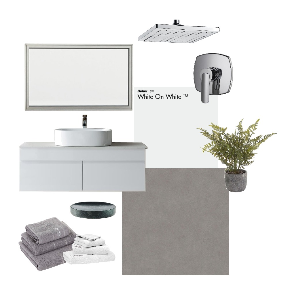 Jessie and Cameron's Bathroom Mood Board by Nardia on Style Sourcebook