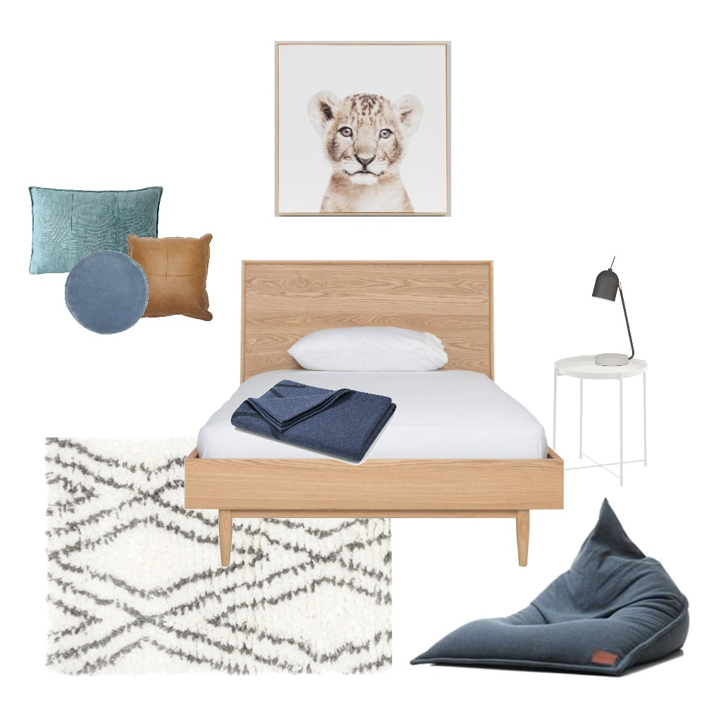 Bedroom Styling Mood Board by Crush Interiors on Style Sourcebook