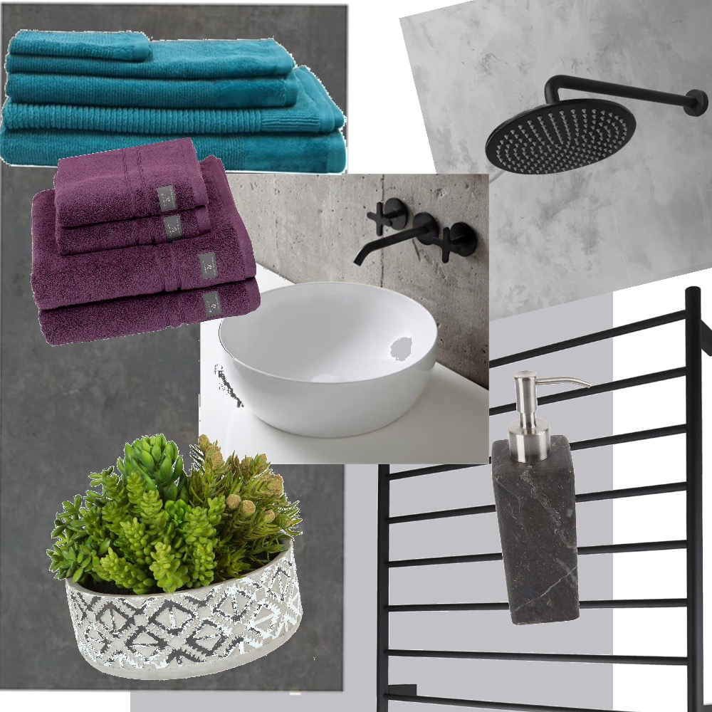 Ensuite Mood Board by Kirby on Style Sourcebook