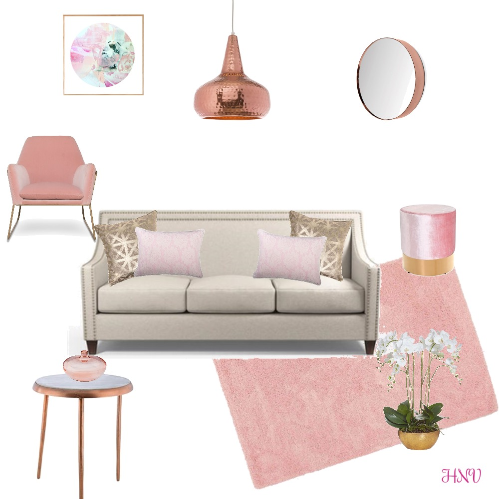 Blush Mood Board by NicoleVella on Style Sourcebook