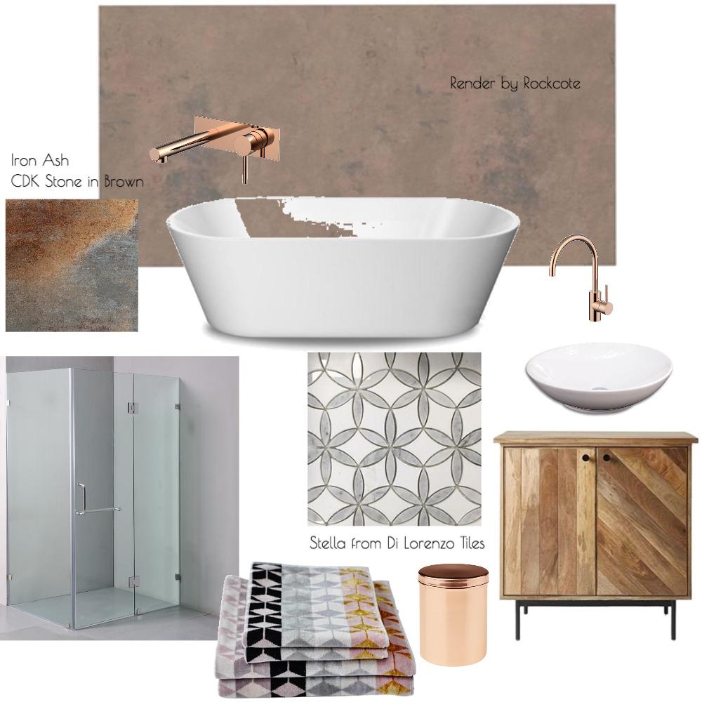 Aldinga Beach Guest Bathroom Mood Board by Plush Design Interiors on Style Sourcebook