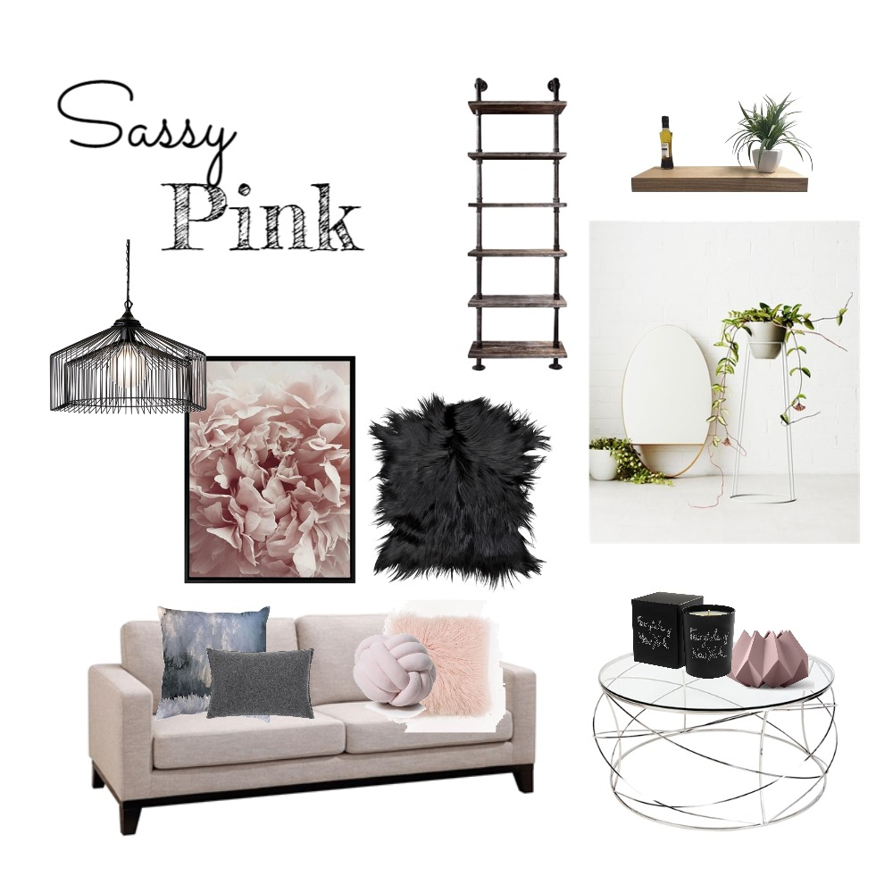Sassy Pink Mood Board by Kelly on Style Sourcebook