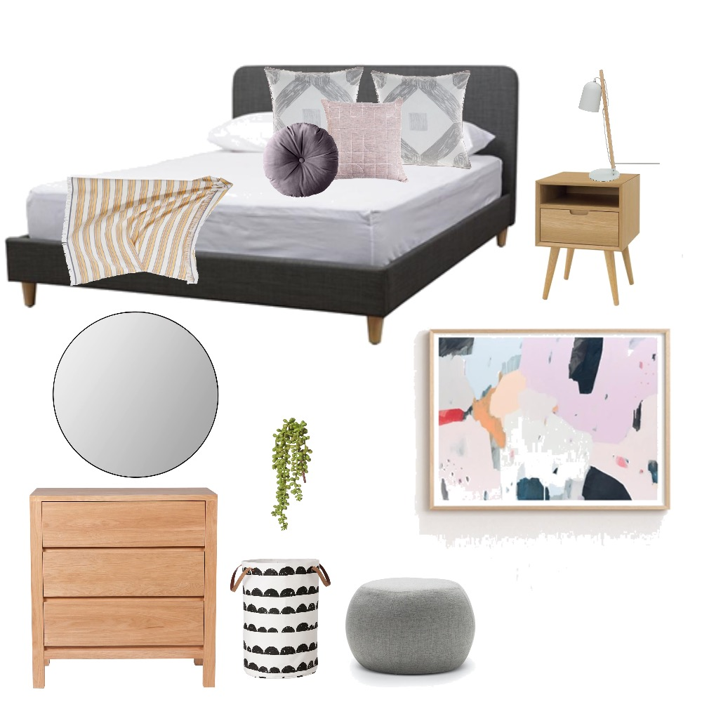 bedroom Mood Board by theyoungco on Style Sourcebook