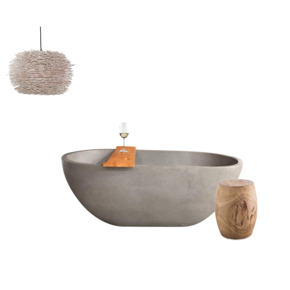 Rustic bathroom Mood Board by Studio of Design on Style Sourcebook