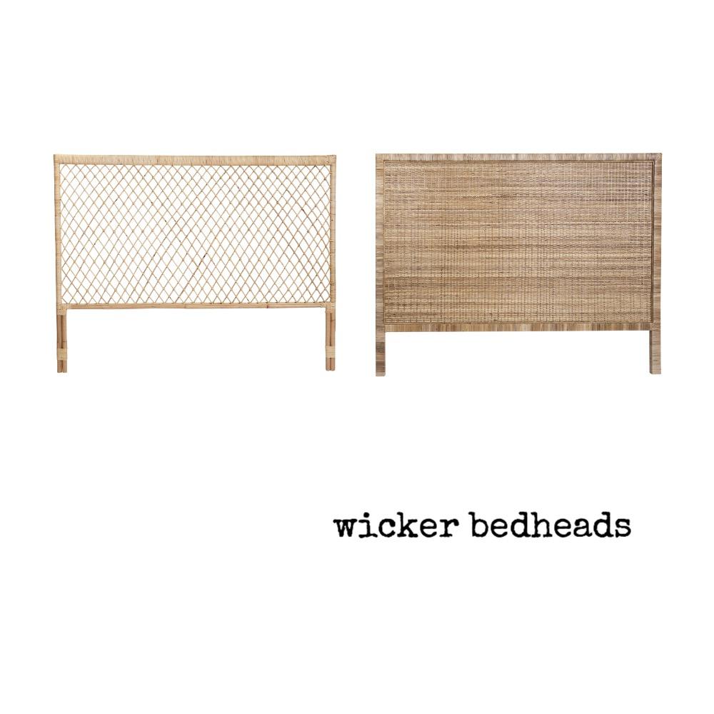 Wicker Beadheads Mood Board by The Secret Room on Style Sourcebook