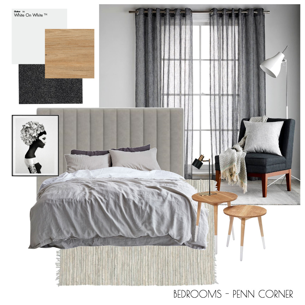 2 PENN CORNER GLENGOWRIE Interior Design Mood Board by elliebrown11 on Style Sourcebook