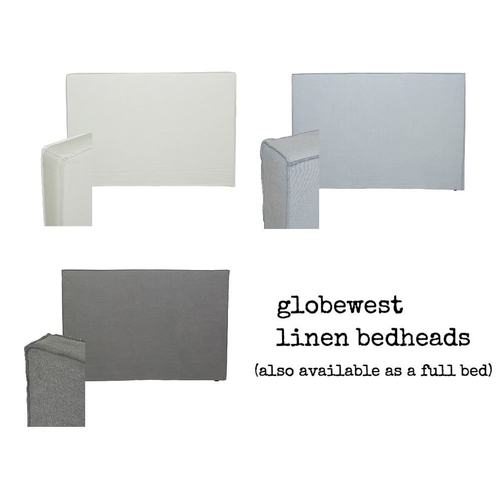 globewest bedheads Mood Board by The Secret Room on Style Sourcebook
