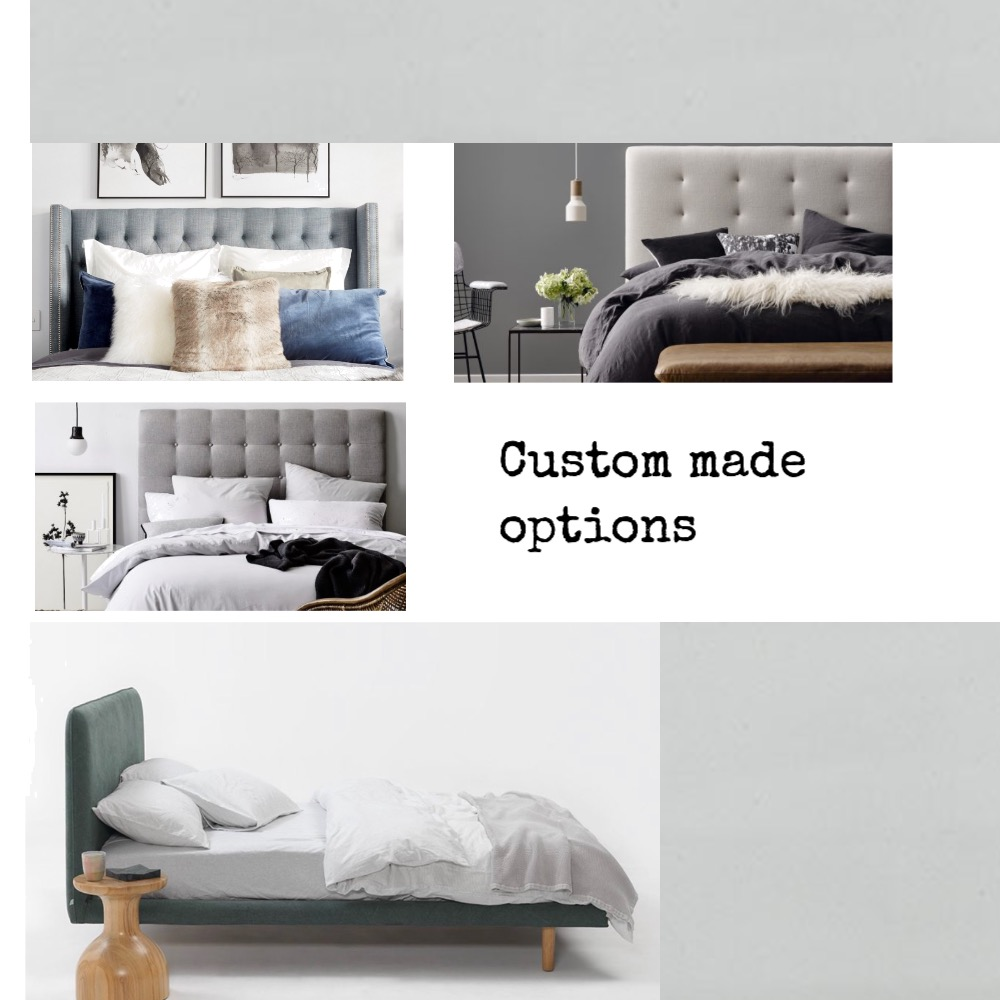 custom made options Mood Board by The Secret Room on Style Sourcebook