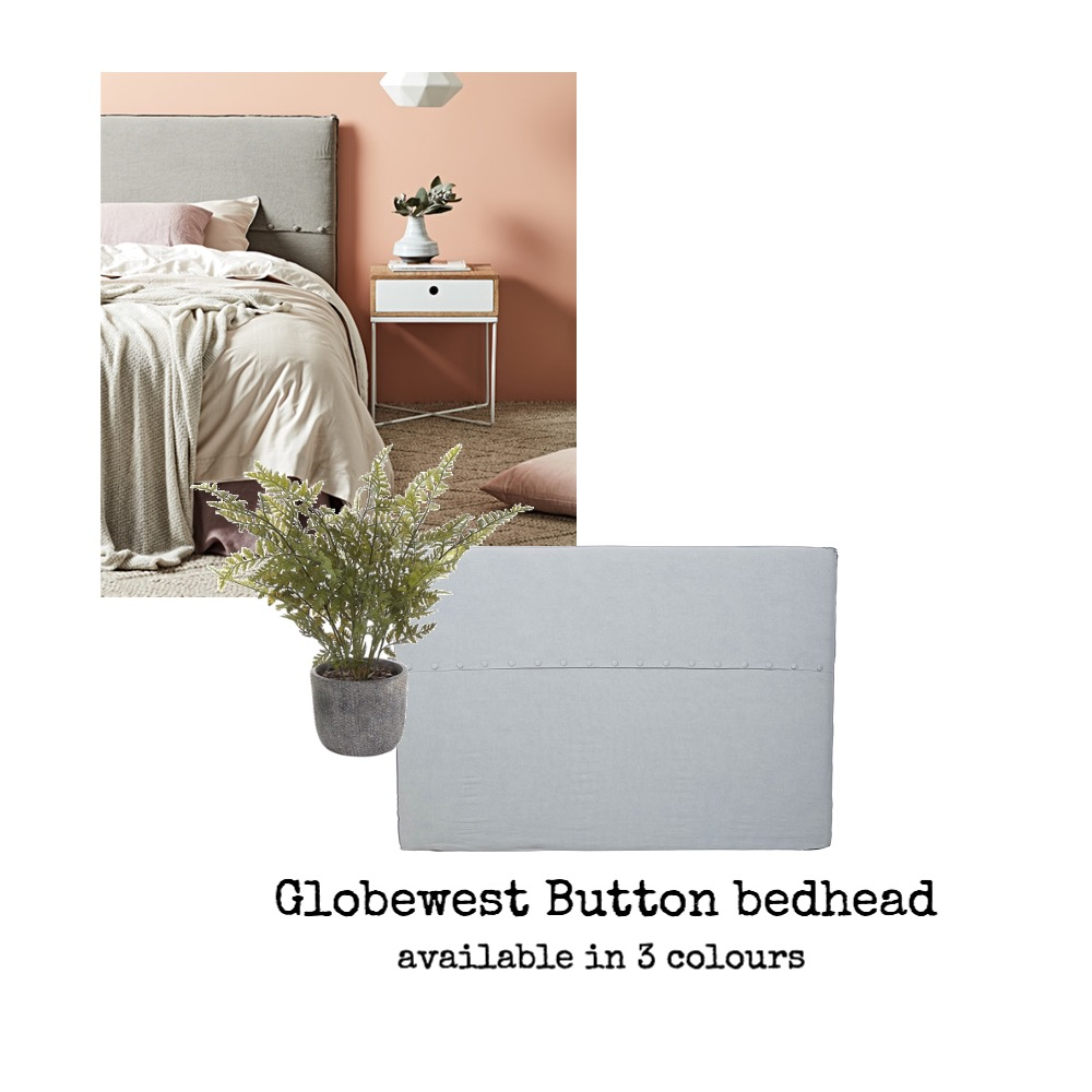 button bedhead Mood Board by The Secret Room on Style Sourcebook