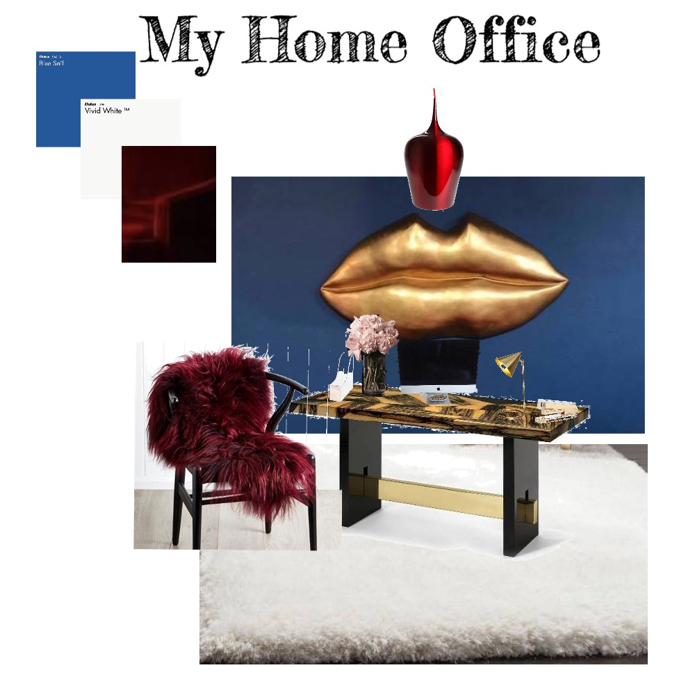 My home office Mood Board by EthnicSoul on Style Sourcebook