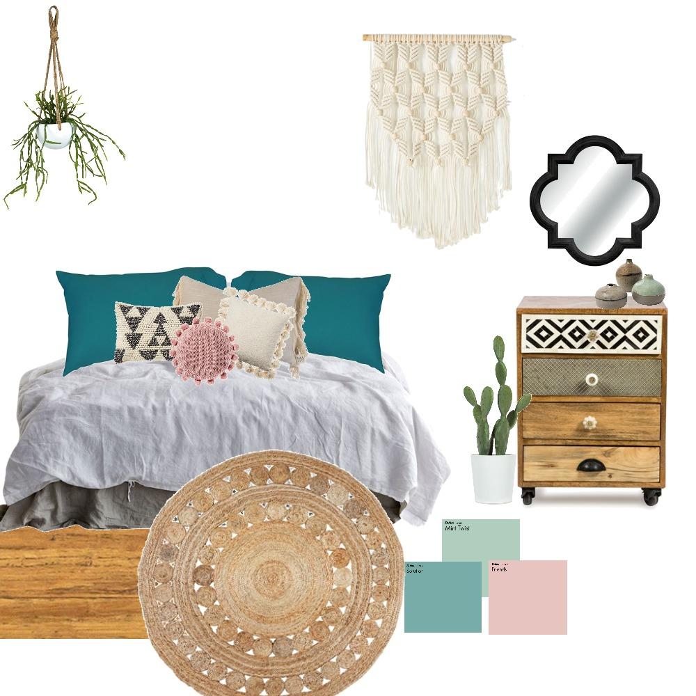 Cottage Bedroom Mood Board by smclark on Style Sourcebook