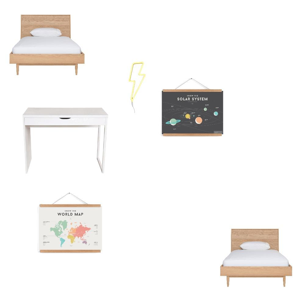 Boys Room Update Mood Board by Jaimeevans on Style Sourcebook