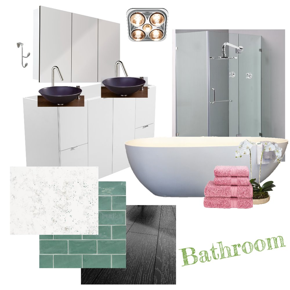 Bathroom Mood Board by JasmineButterfield1998 on Style Sourcebook
