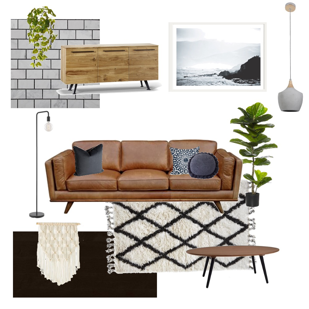 Apartment Mood Board by thebohemianstylist on Style Sourcebook