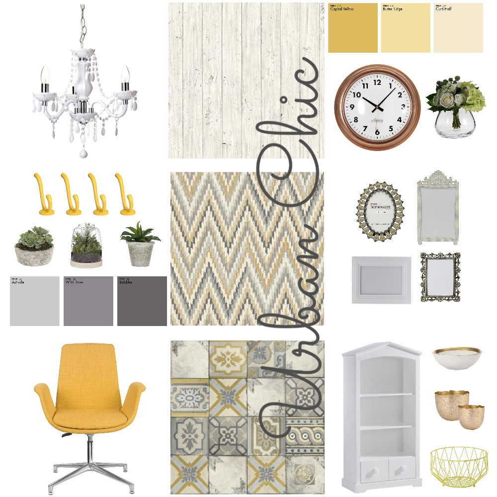 URBAN CHIC Mood Board by Madre11 on Style Sourcebook