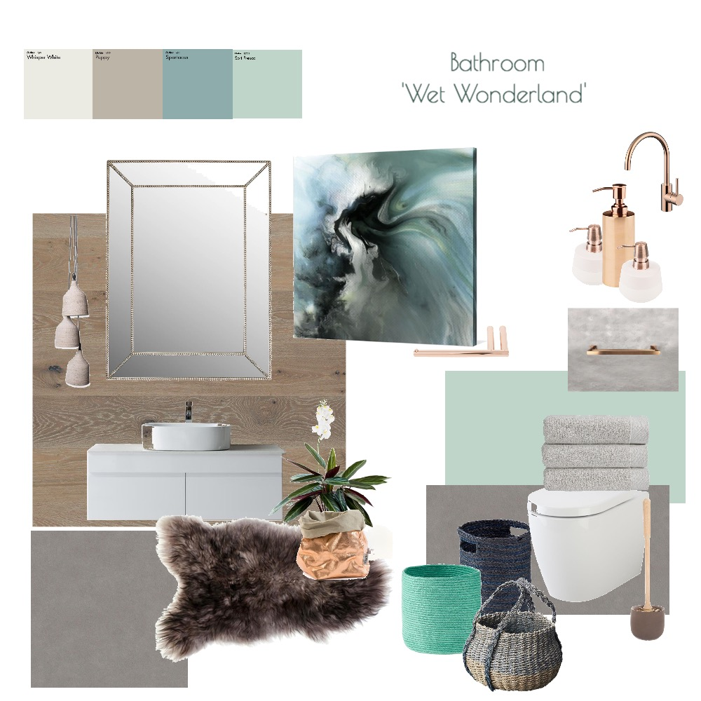 Bathroom-Module9 Mood Board by PetaJ on Style Sourcebook