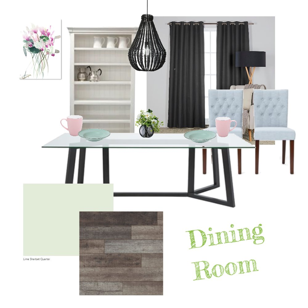 Dining Room Mood Board by JasmineButterfield1998 on Style Sourcebook