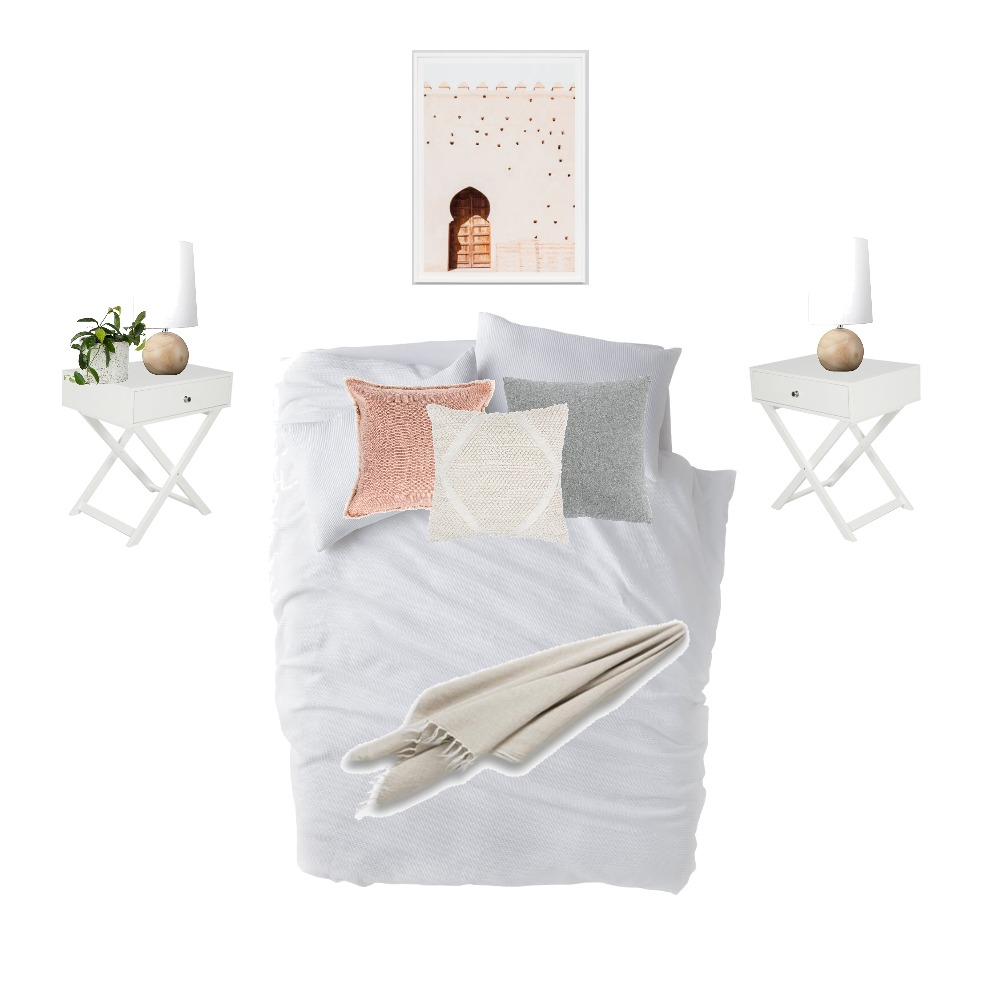 Crush Interiors I Bedroom Styling Mood Board by Crush Interiors on Style Sourcebook