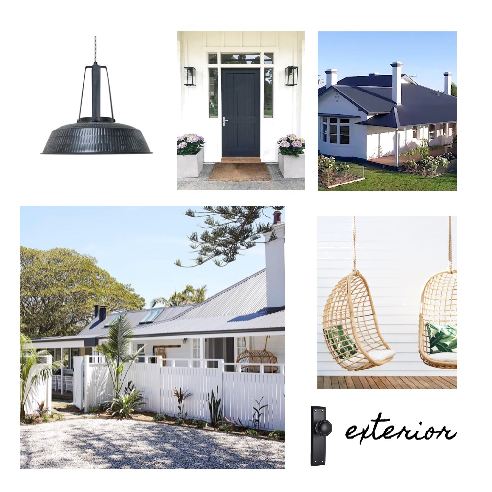 exterior Mood Board by The Secret Room on Style Sourcebook
