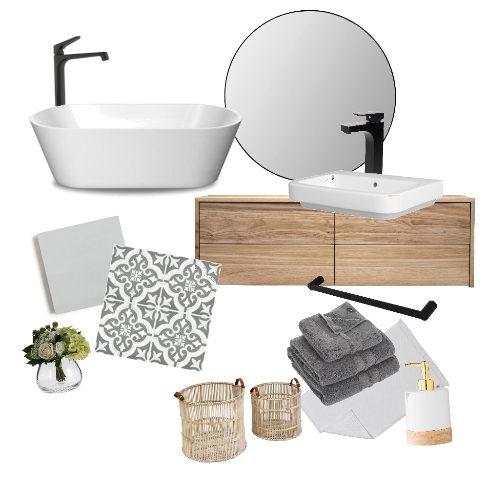 Bathrooms Mood Board by Bethanymarsh on Style Sourcebook