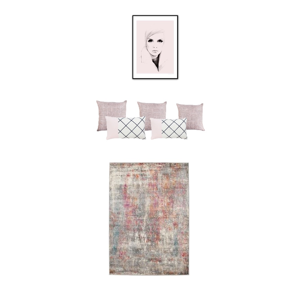 Blush Mood Board by Rachna on Style Sourcebook