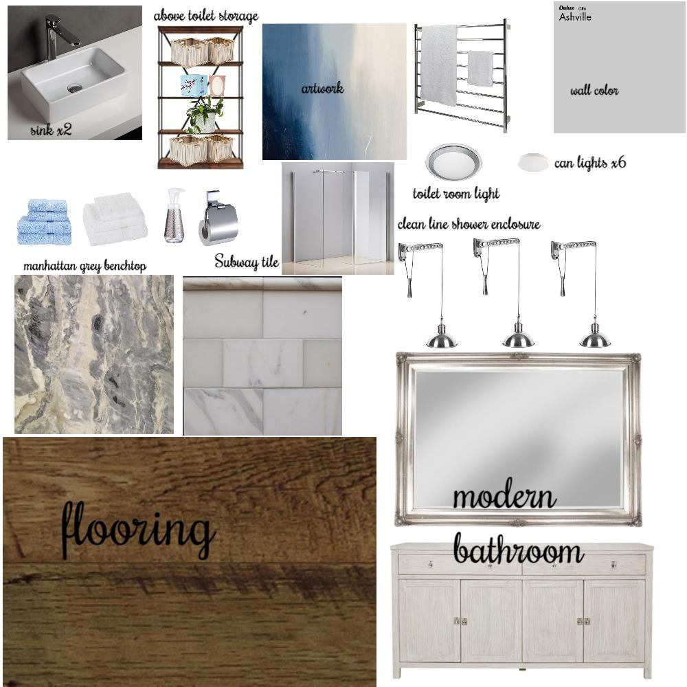 bathroom Interior Design Mood Board by carolcarnesi on Style Sourcebook