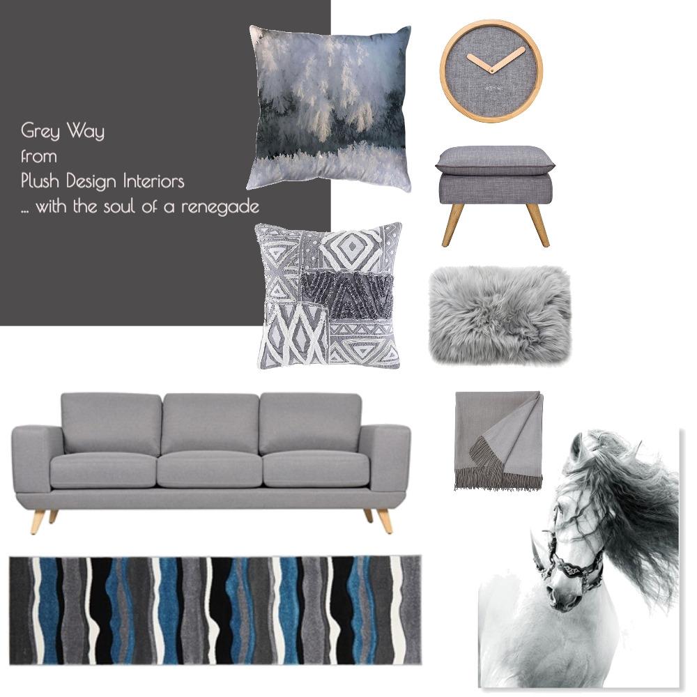 Grey Way from Plush Design Interiors Mood Board by Plush Design Interiors on Style Sourcebook