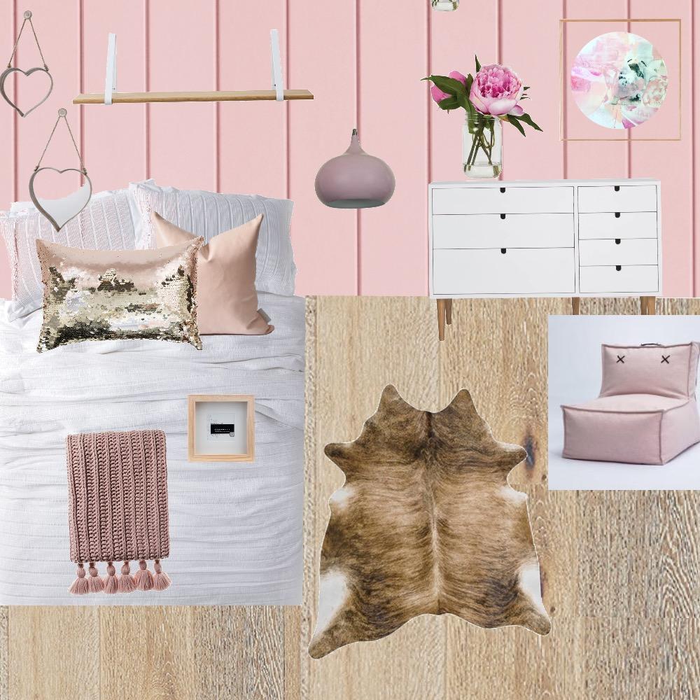 Girls room Mood Board by Zoe on Style Sourcebook
