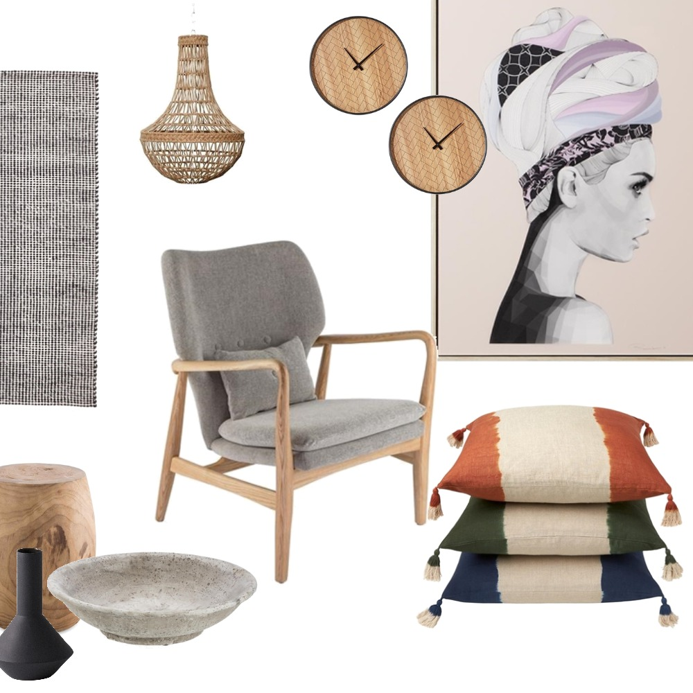 african style Mood Board by shanipalmai on Style Sourcebook